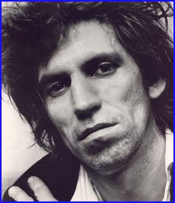image for Keith Richards Arrested For Turning 60