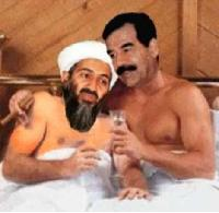 image for Saddam has BIN LAID-EN