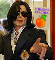 image for Michael Jackson Pleads Guilty